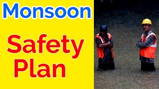 Monsoon Safety Plan