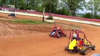 Will McNeal Racing. Practice at norlebco 5/14/16