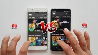 Huawei Mate 10 Pro vs. Huawei P10 Plus - Speed Test Ultimate