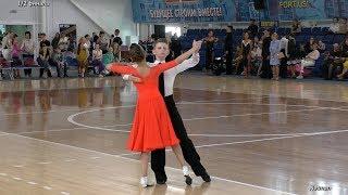 Бальные танцы. Дети 2, St (E). Первенство Беларуси (25.05.2019, Минск)