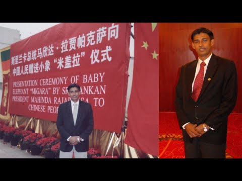 Buddhika Sanjeewa - His Excellency the President of Sri Lanka state visits in China & Hong Kong