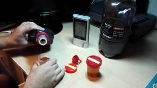 Тест моторного масла Motul Eco Nergy 5w-30 (разливное и в фирменной упаковке) на низкую температуру.
