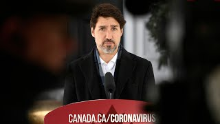 COVID-19 update: Trudeau announces measures to help small businesses