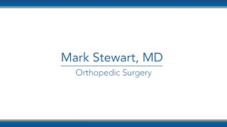 Mark Stewart, MD video thumbnail