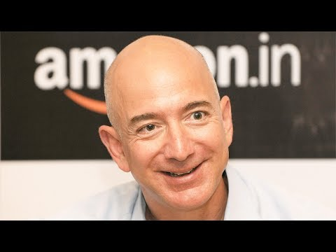 Amazon's Jeff Bezos becomes world's richest person briefly