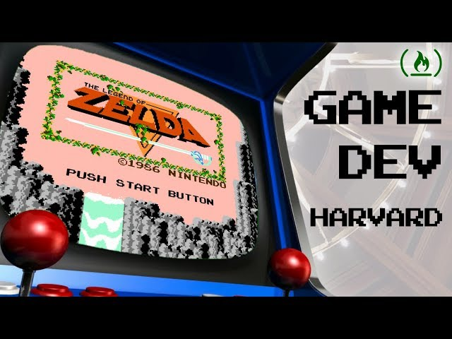 Legend of Zelda Coding Tutorial - CS50's Intro to Game Development