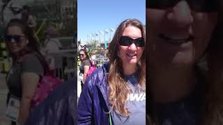 Remo ORO Dolores, mamá de MSol Ordás #BuenosAires2018 #ViviElFuturo