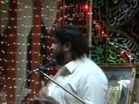 Shaukat Raza Shaukat - Urdu / اُردُو - ShiaChat com