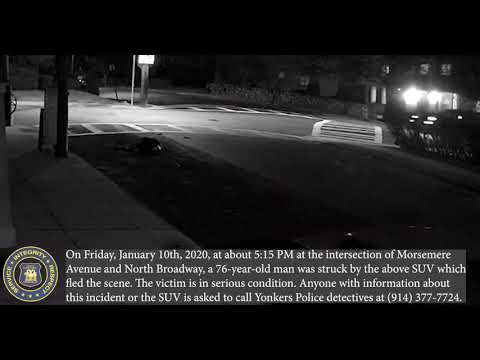 Video: Westchester Hit-And-Run Driver Leaves 76-Year-Old Man Hospitalized