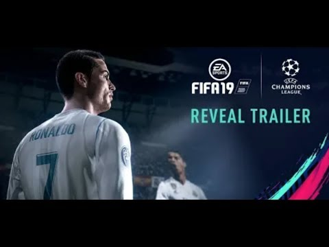 Fifa 19 & cristiano ronaldo l official trailer l uefa champions league edition