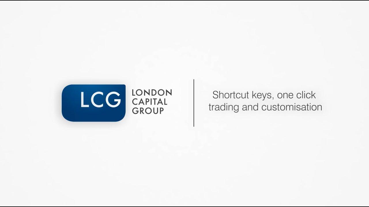 Mt4 Shortcut Keys 1 Click Trading Customisation Youtube