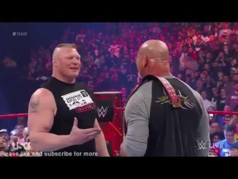 Brock Lesnar returns 2017 || Brock Lesnar...