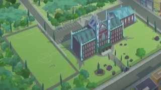 Equestria Girls 3   Friendship Games:4 Трейлер