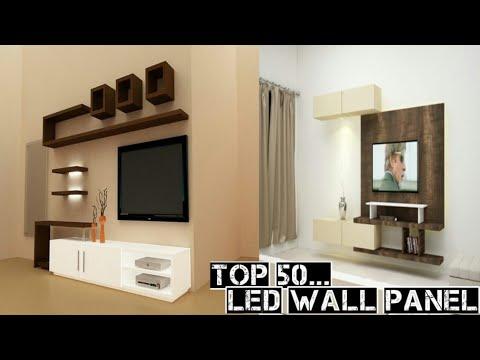 Top 50 Led Wall Panel Design Led Panel Design Video Youtube