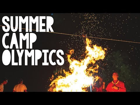 The Best Summer Camp Event Of All Time - Camp IHC