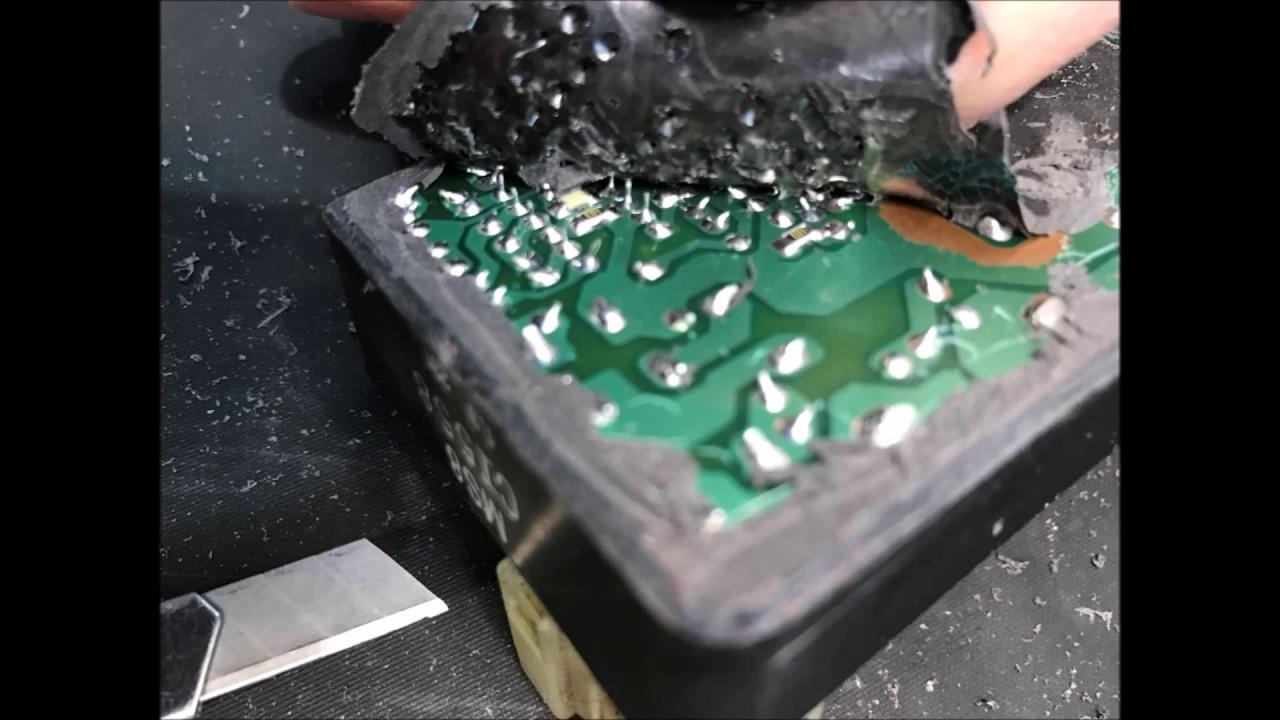 Cdi Honda Transalp repair
