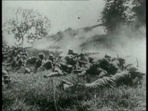 World War I Hundred Days Offensive 14  YouTube
