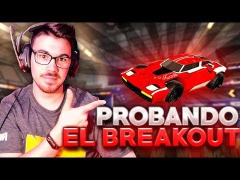 *ESTRUPA PRUEBA EL BREAKOUT* ~ ROCKET LEAGUE thumbnail