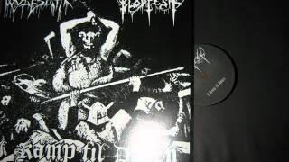 BLODFEST - Bortsvandt i skumlegrav - split 2012