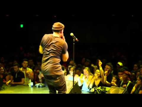 "Mack Wilds perform ""Love in the 90z"" at Lovers & Others"