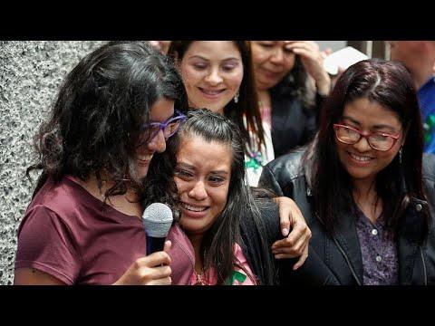 Absolvida jovem condenada por aborto espontâneo