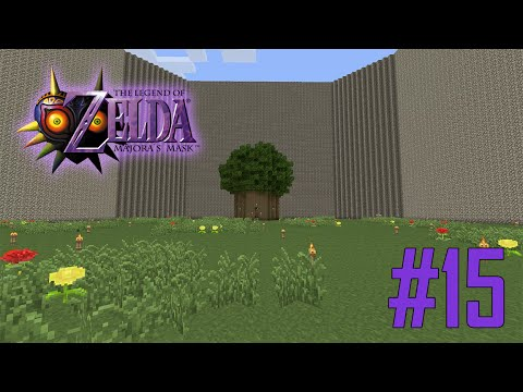 Majoras Mask Legend of Zelda Minecraft Adventure Map - Ep 15 (FINAL) w/Download
