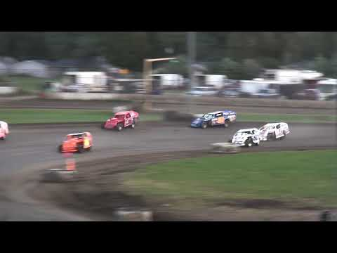 IMCA Modified Heat 1 Davenport Speedway 9/21/18