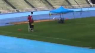 Sukan kkm 100m 2015 kuantan