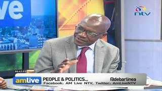 Raila Odinga has declared that Kibra election is all about him - Khalwale || AM Live