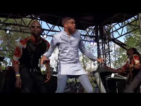 Jidenna - HELICOPTERS (Live March 17th SXSW 2017 @ Pitchfork Party) Austin,Tx