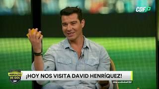 David Henríquez recordó su última experiencia en el fútbol con U. Católica