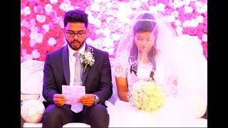 WEDDING CANDID VIDEO - IMMANUEL & SHAMINI - HD