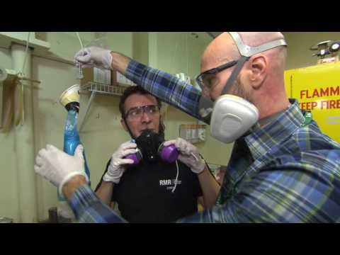 Rick and Prosthetic Rehab