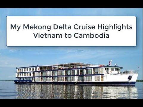 My Mekong Delta Cruise – Saigon (Vietman) To Siem Reap (Cambodia)
