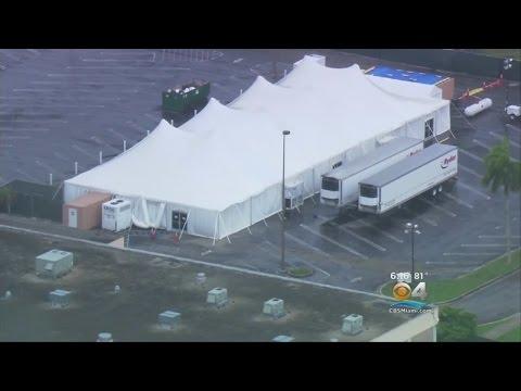 Tent City Full Of Immigrant Children Shutting Down