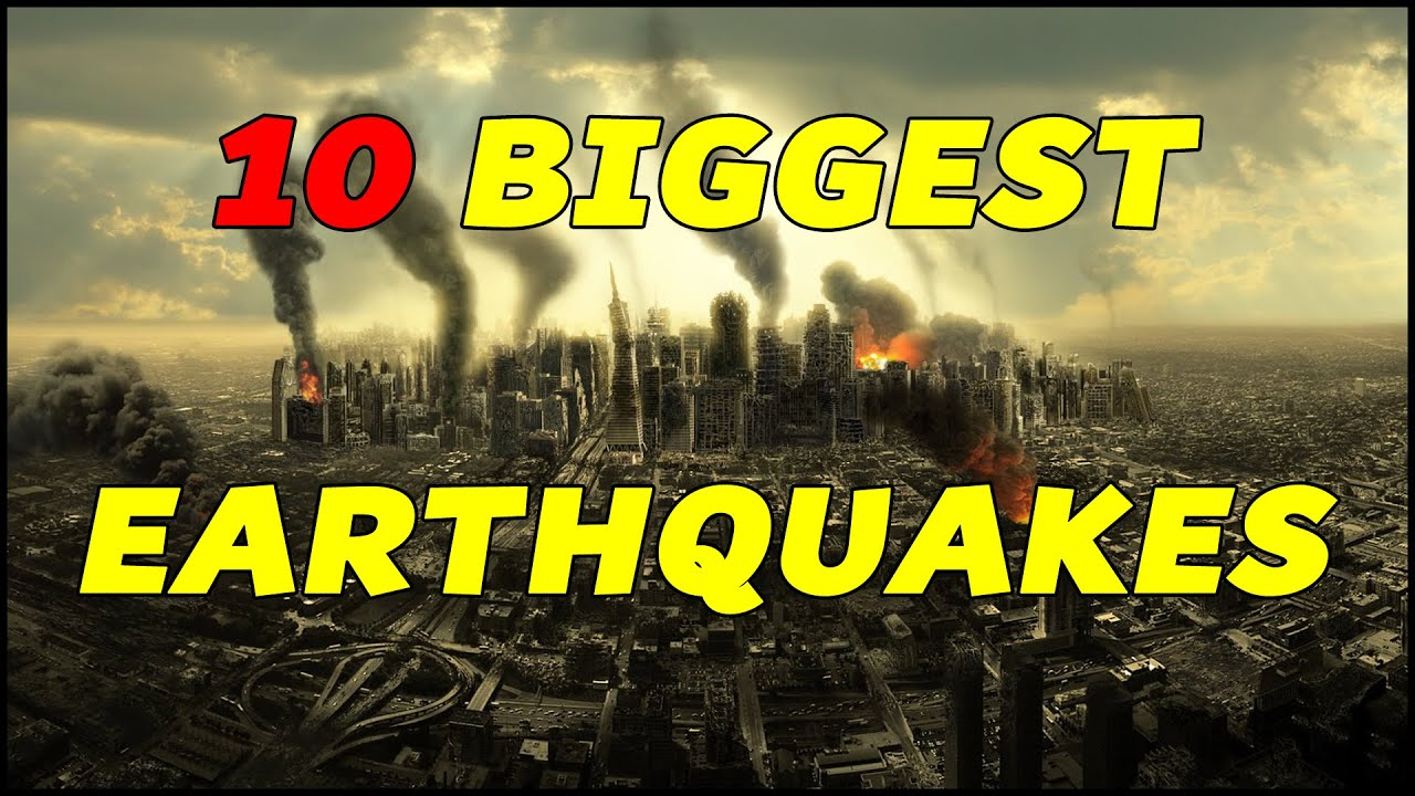Recent Natural Disasters - the Worst Earthquakes