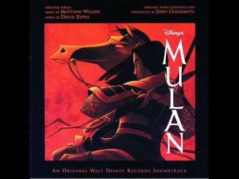 Mulan OST - 13. Mulan's decision (Synthesizer version score)