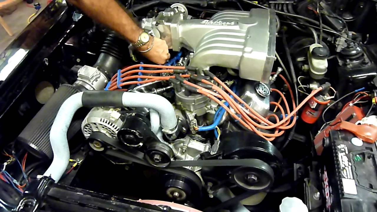 1990 ford mustang 5 0l engine squeak help youtube