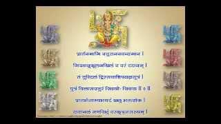 Shri Ganesh Pratah Smaranam Stotram