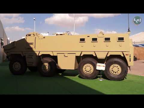 SOFEX 2018 Special Operations Forces Exhibition Amman Jordan Jordanian defense industry