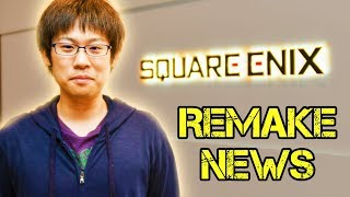 Final Fantasy 7 Remake - Div 1 Interview - What We Learned #FF7R