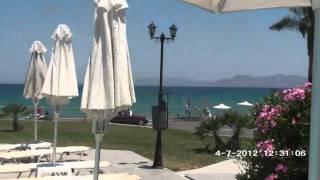 Zorbas 4* beach hotel Kos Island Greece(, 2012-07-07T01:10:51.000Z)