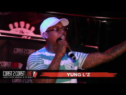 Yung L'z Performs at Coast 2 Coast LIVE   Raleigh Edition 5/14/18 - 4th Place