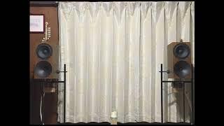 スピーカーから出ている音を録音しました。 SP:Buchardt Audio S400 Pr...
