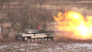 Bundesheerübung mit scharfer Munition