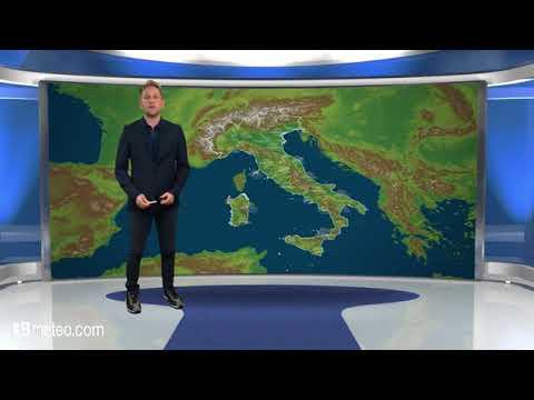 Previsioni meteo Video per venerdi, 06 ottobre