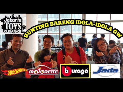 HUNTING DI JAKARTA TOYS CLEARANCE