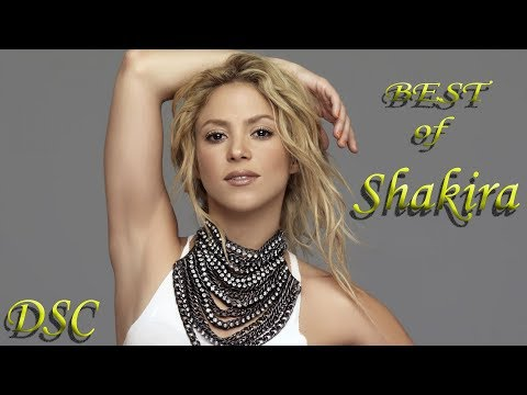 Shakira Most Viewed Songs On Youtube