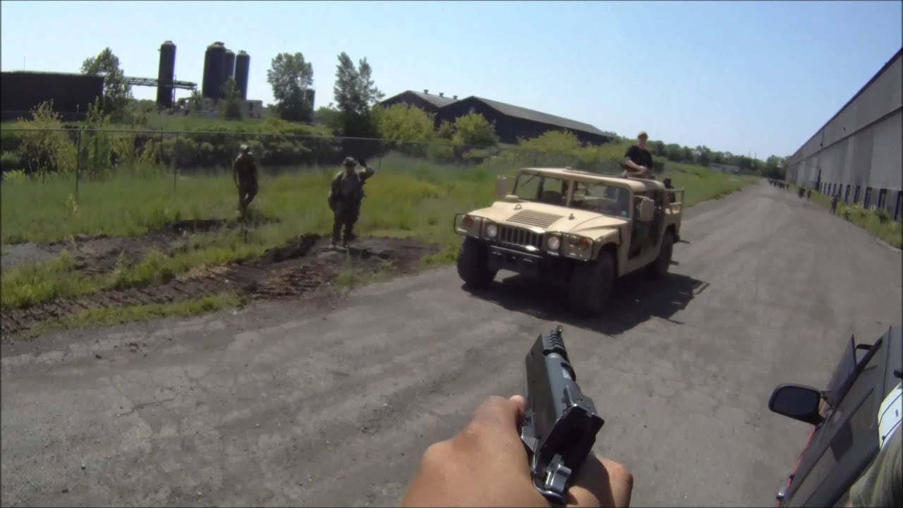 airsoft rpg northern lights iv youtube