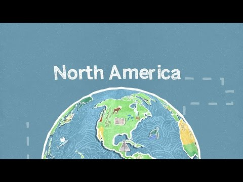 Come explore...North America with Lonely Planet Kids